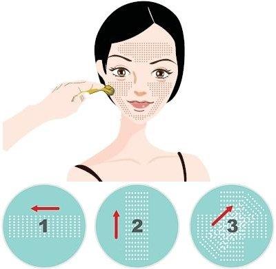 derma roller instructions