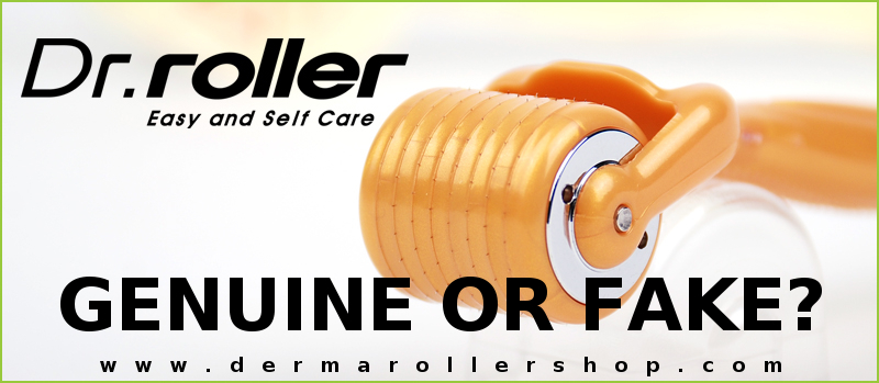 Dr.Roller - genuine or fake - how to make sure your dr.roller is authentic from South Korea