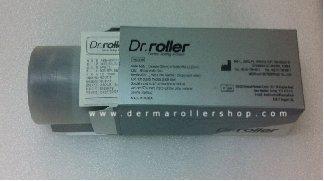 Dr.Roller inside plastic tube by dermarollershop.com