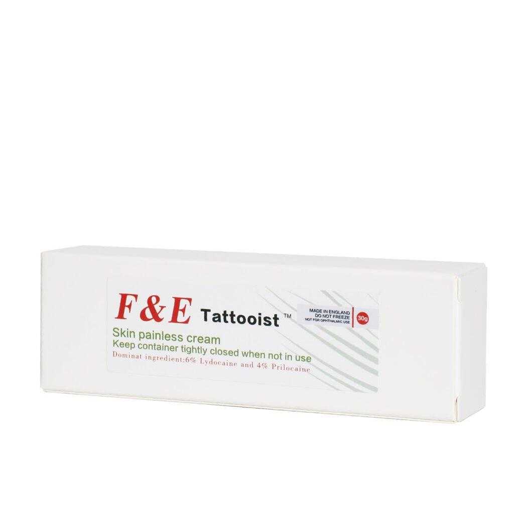 F&E Tattooist Numbing Cream