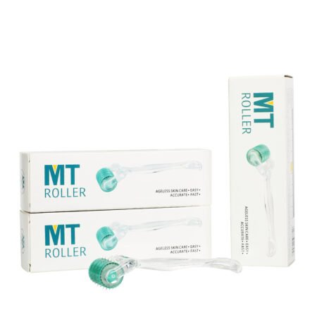 3x MT Dermaroller Kit