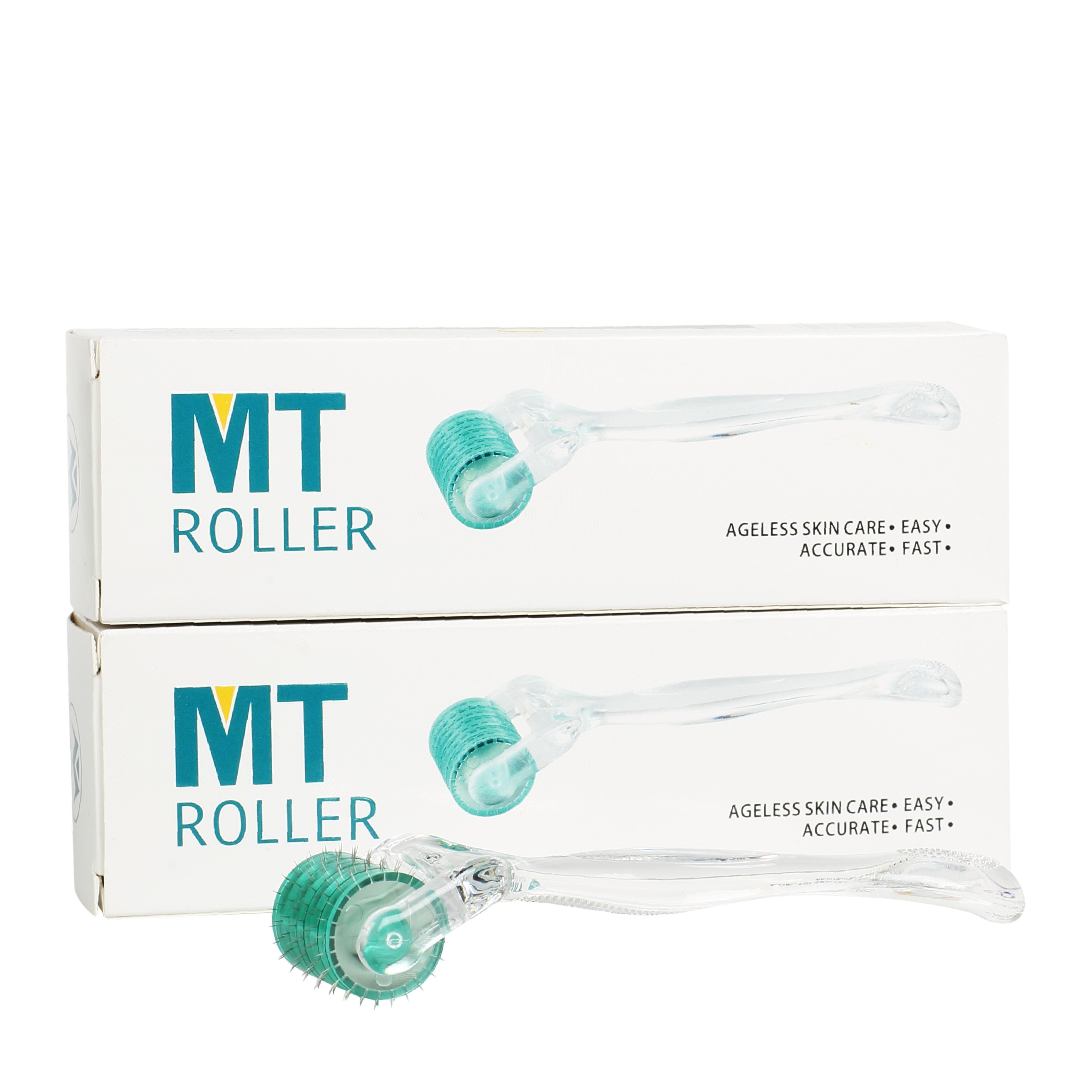 MT Dermaroller 2-kit