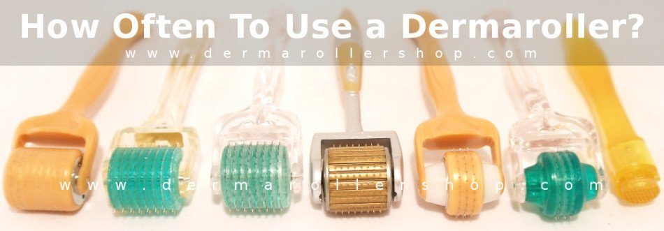 How Often To Use a Dermaroller? Skin Needling Frequency Explained
