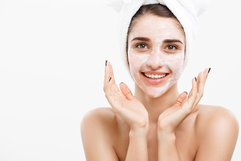 How to remove dead skin after microneedling