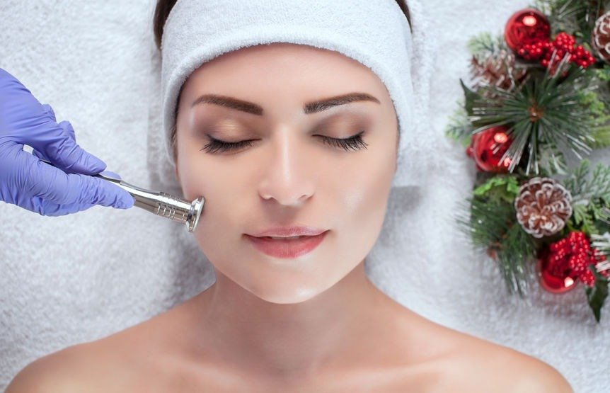 micro needling on face