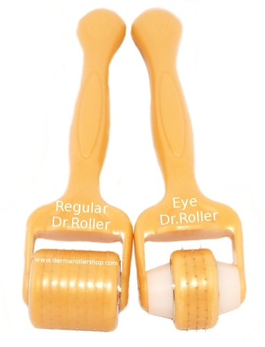 dr.roller dermaroller - regular and eye Dr.Roller