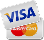 VISA or Mastercard Payments