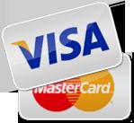 VISA or Mastercard Payments