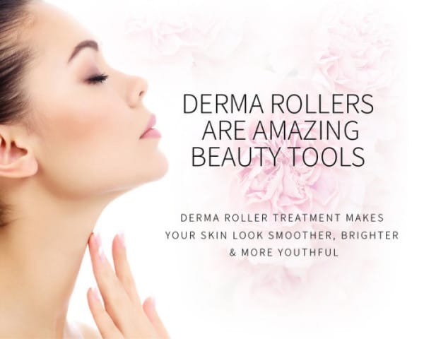Buy Dermarollers Online – Your #1 Microneedling Shop